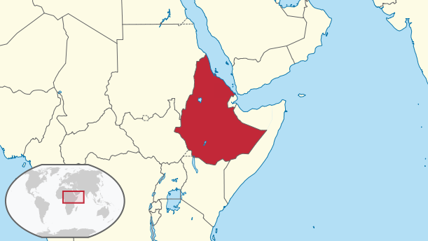 Soubor:Ethiopia and Eritrea attatched (Derg, PDR).png