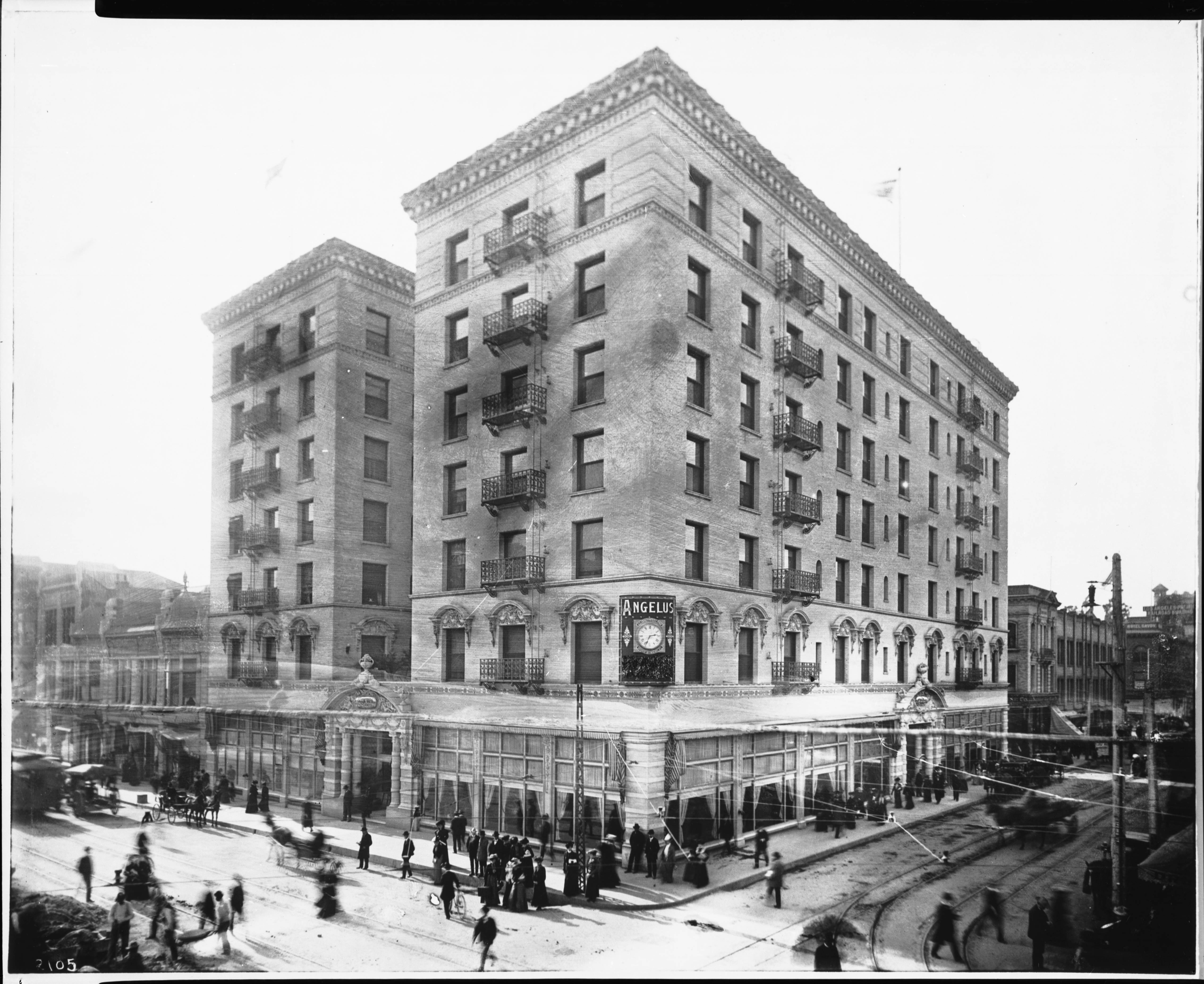 File exterior view of the angelus hotel fourth street and - 600 exterior street bronx ny 10451 ...