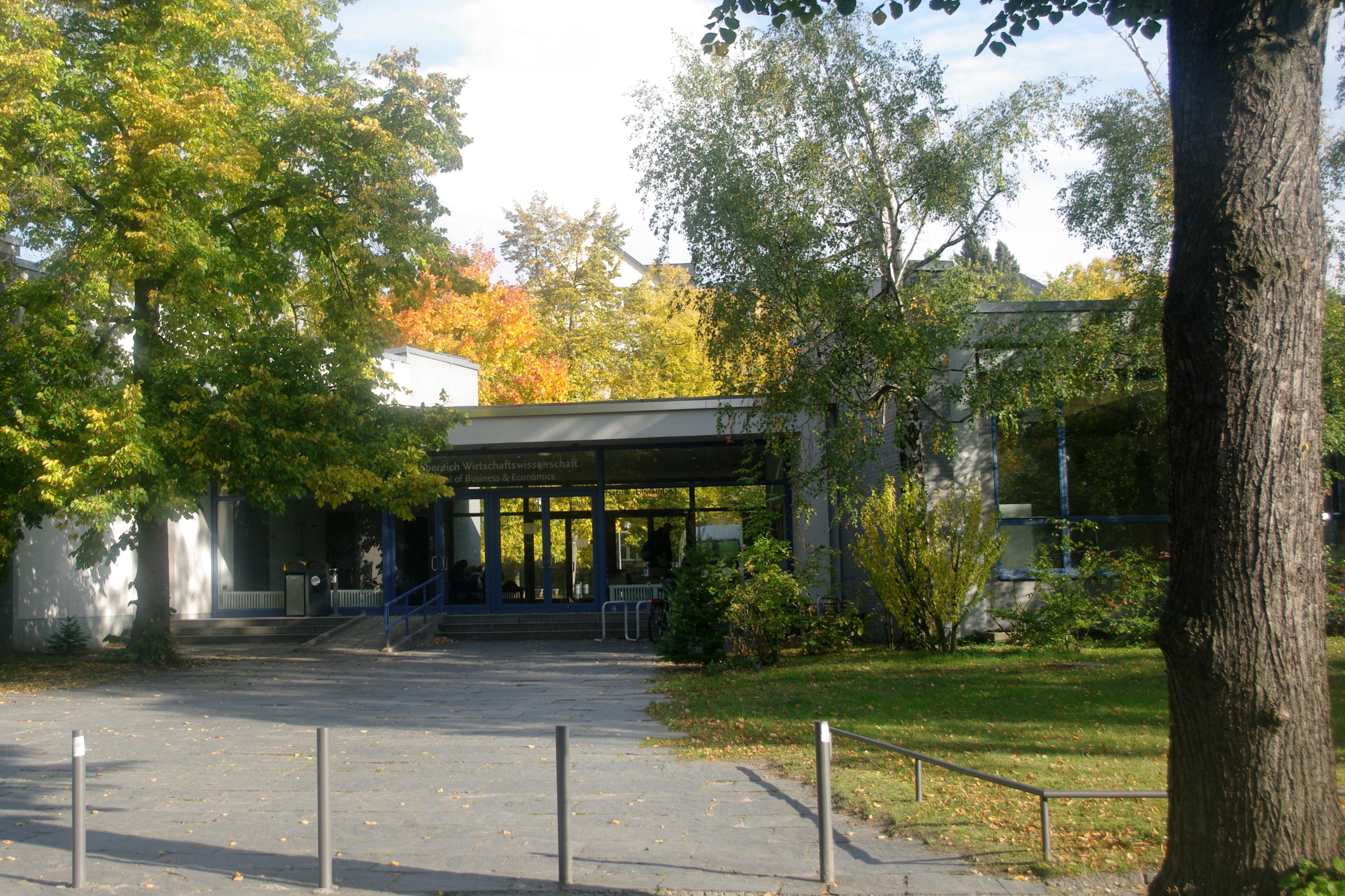 free university of berlin wikiwand - Fu Berlin Bewerbung