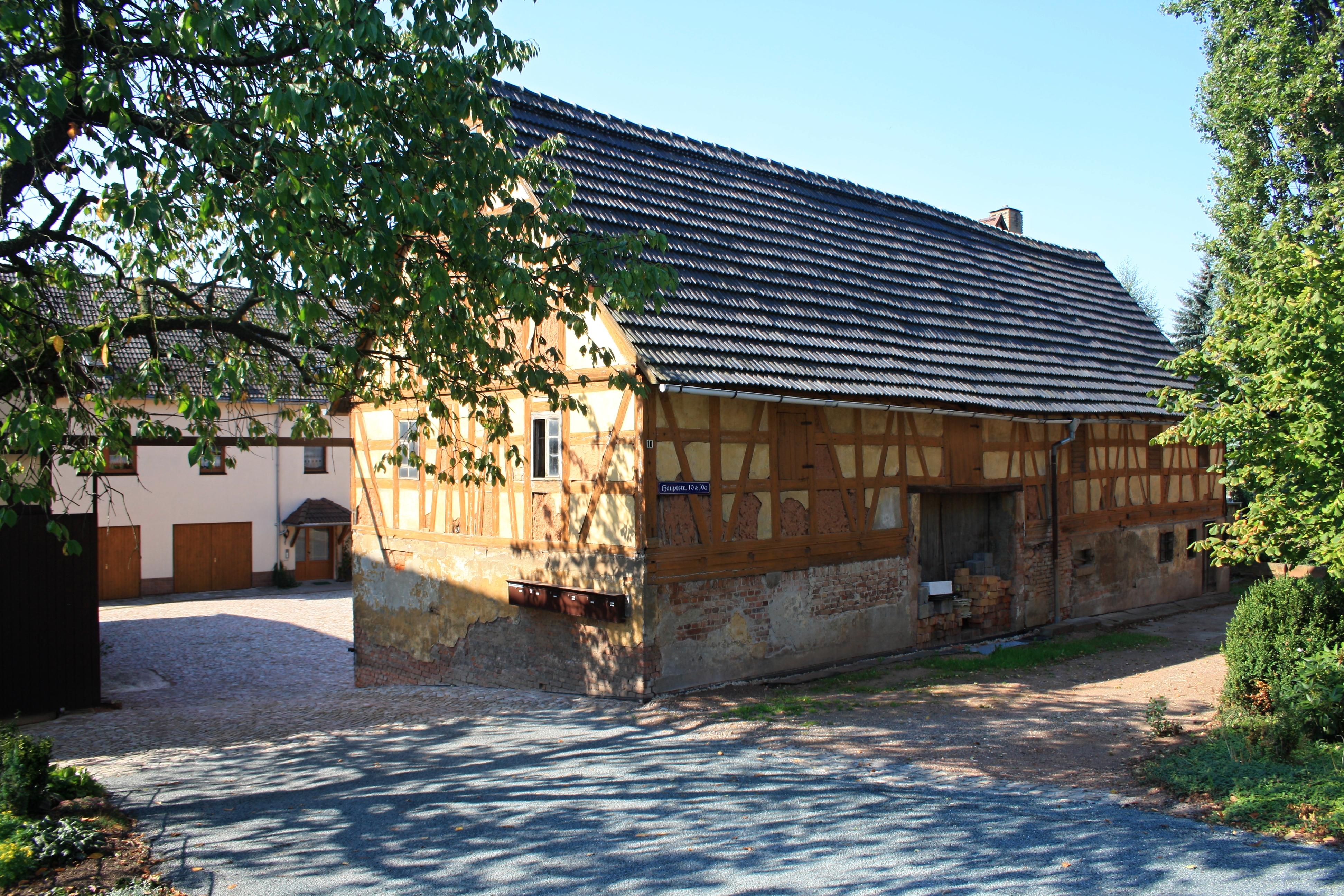 File fachwerk umgebinde oberlaube hohndorf erzgebirge for Fachwerk wiki