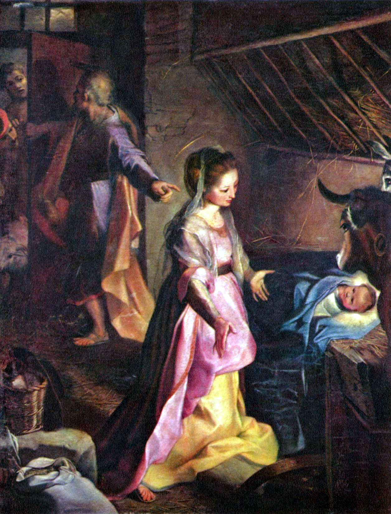 Federico Barocci Paintings