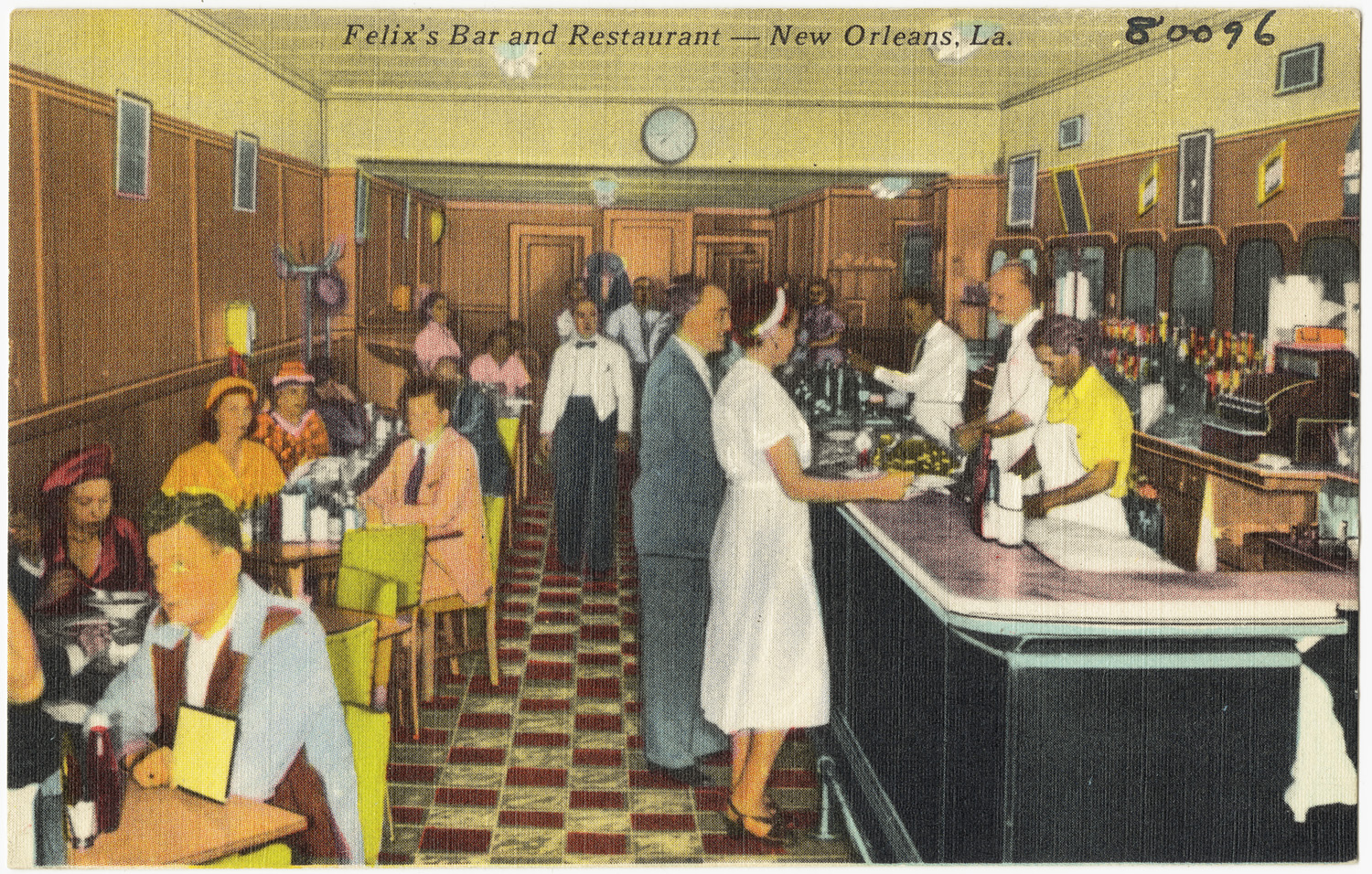File felix 39 s bar and restaurant new orleans la jpg for Food bar new orleans