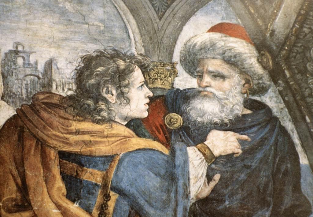 Thomas Aquinas: File:Filippino Lippi, Carafa Chapel, Right Wall 03