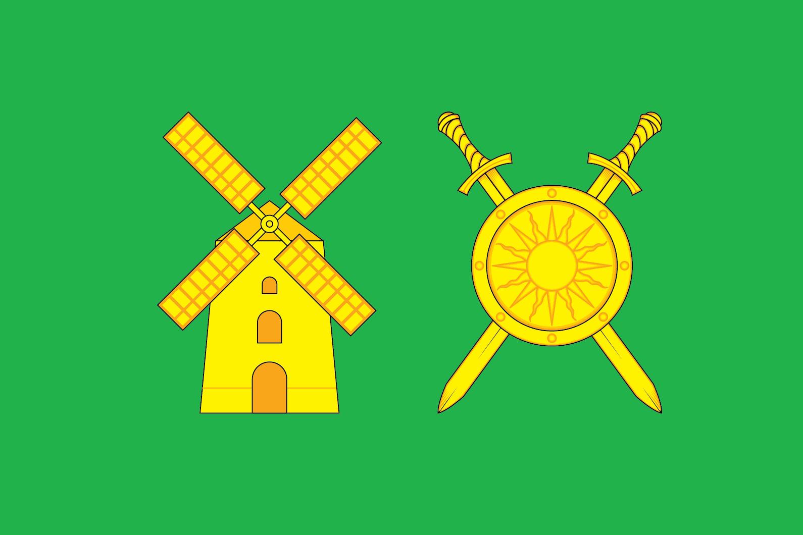герб города володарск фото