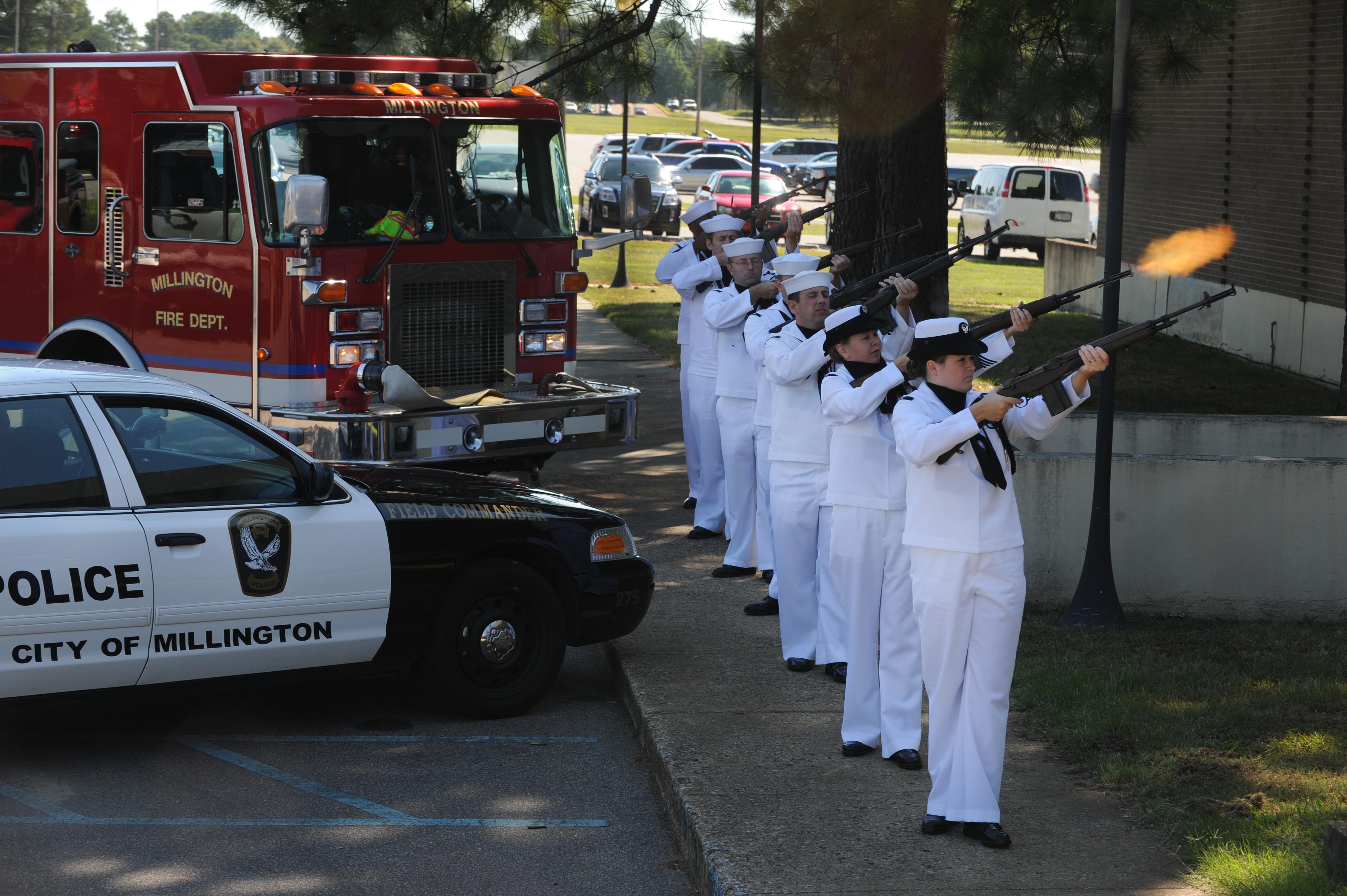Fire Department Activity August  Battery Park City