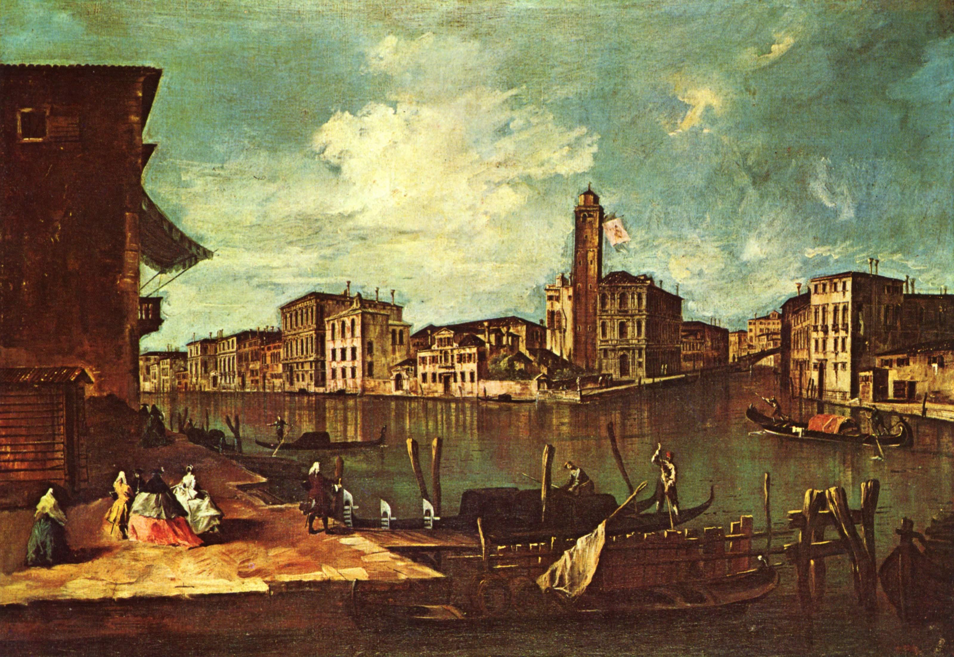 The Grand Canal Venice Francesco Guardi File:francesco Guardi Venice