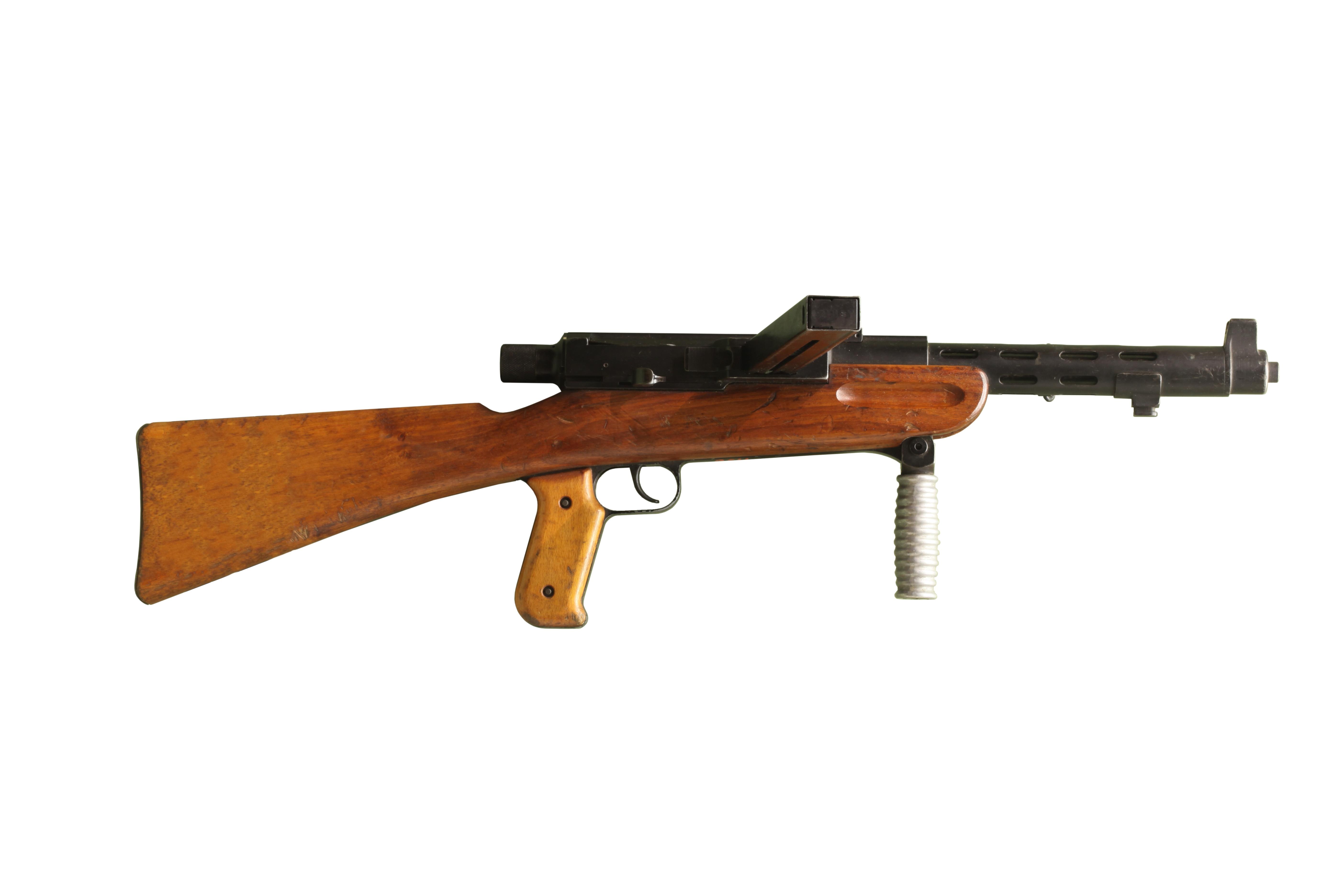 sub machine gun