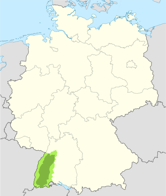 File:Germany Wikivoyage locator maps - Black Forest png
