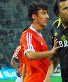 Gor Malakyan Armenian footballer