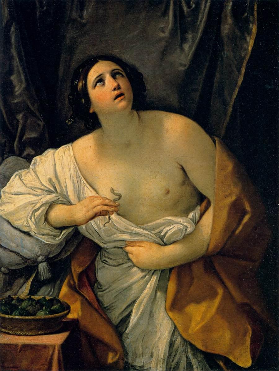 dead cleopatra