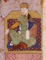 Guyuk khan from Persian miniature.jpg