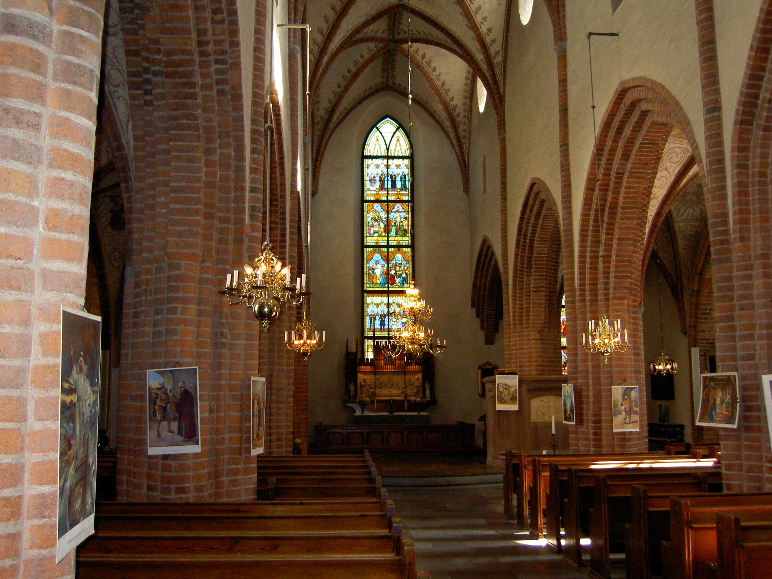 Helga Trefaldighets kyrka - Wikiwand