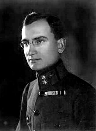 Herman Potočnik, rocket engineer Source: Wikipedia Herman_Potocnik_Noordung.jpg