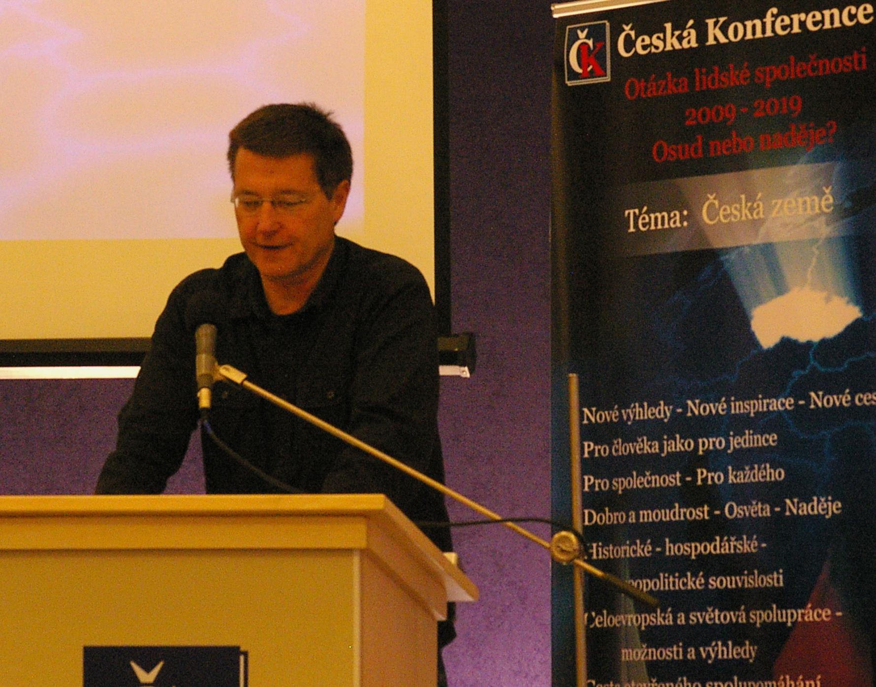 Jan Čulík in 2010