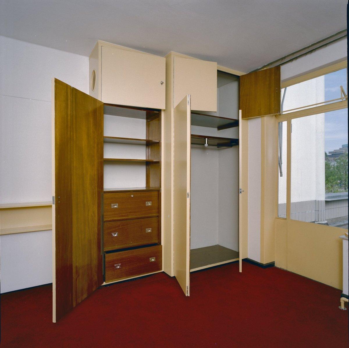 Bijzondere Vaste Kast Slaapkamer ~ Beste Inspiratie voor Huis Ontwerp