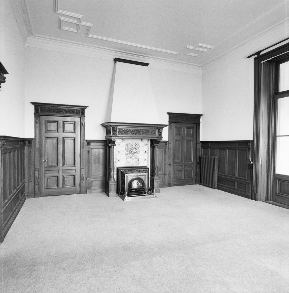 Bestand:Interieur, de oud Hollandse kamer met schouw - Zeist ...