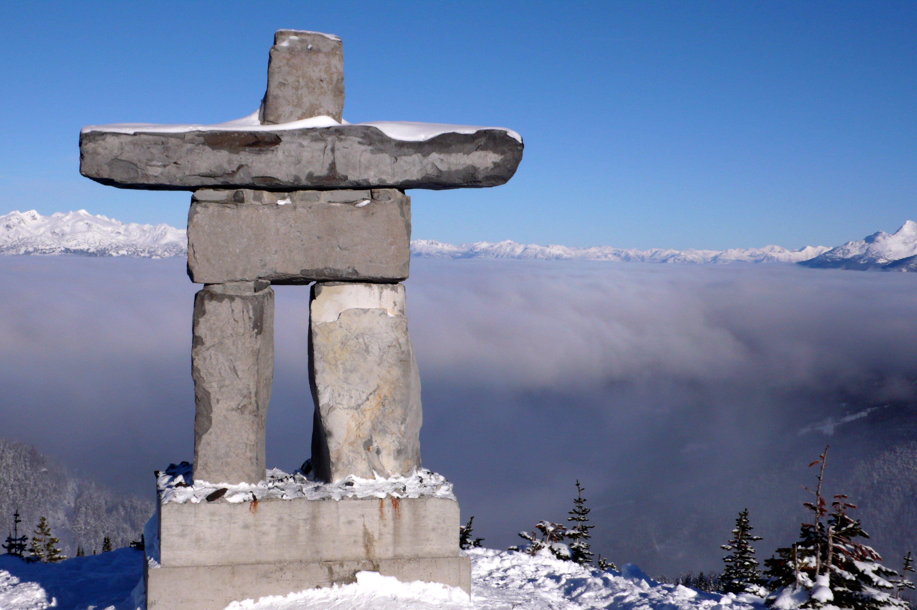 inukshuk publish with glogster
