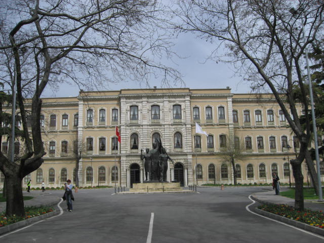 Istanbul University campus March 2008b.JPG