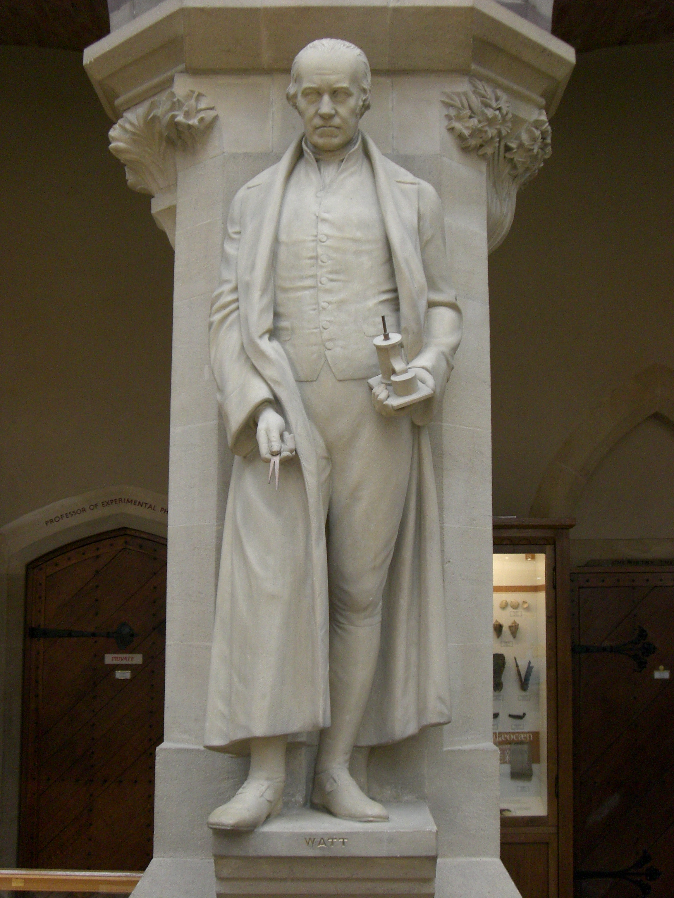 File:James Watt statue.jpg - Wikimedia Commons