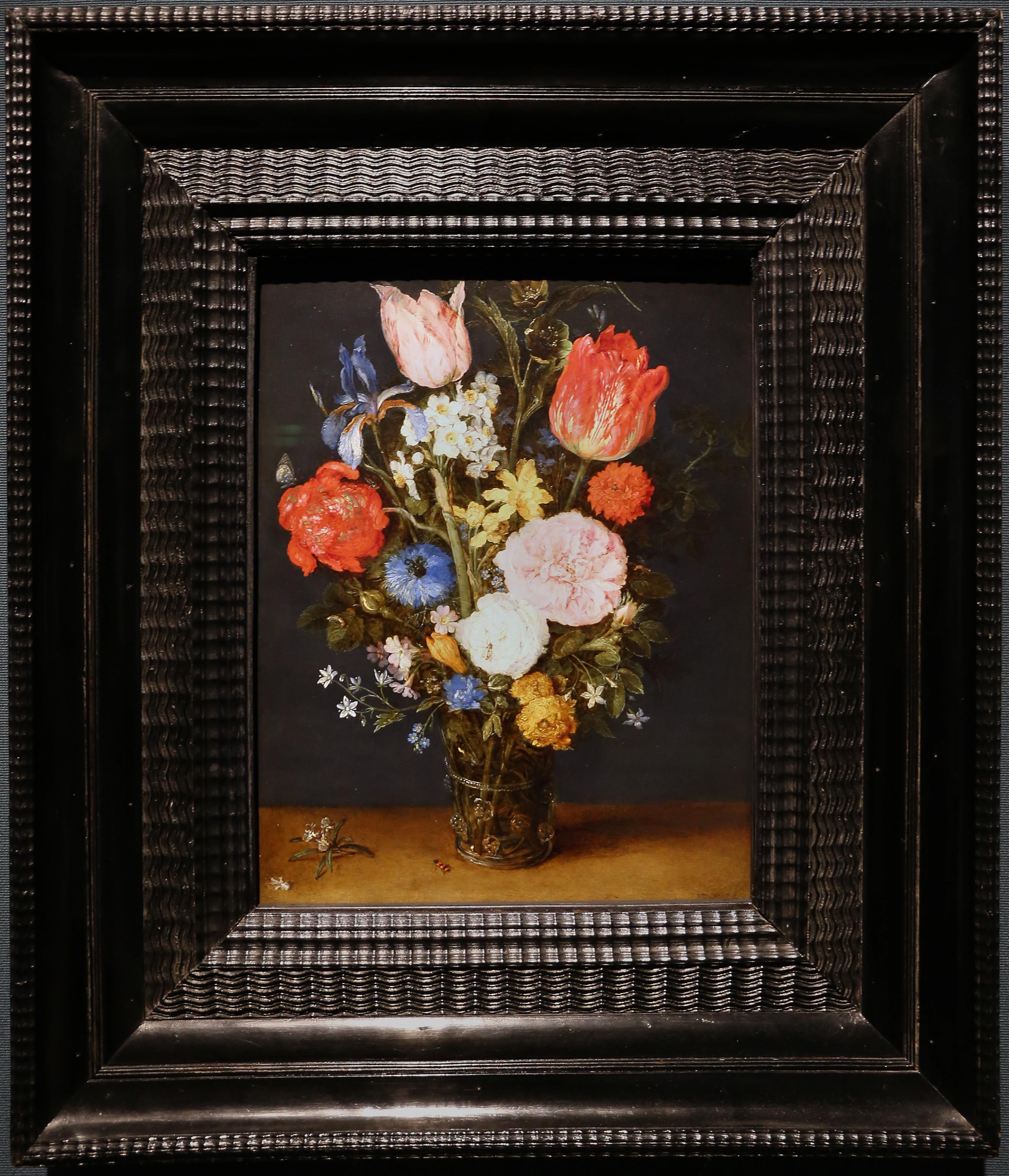Fiori Narcisi.File Jan Bruegel Il Vecchio Natura Morta Con Tulipani Crisantemi