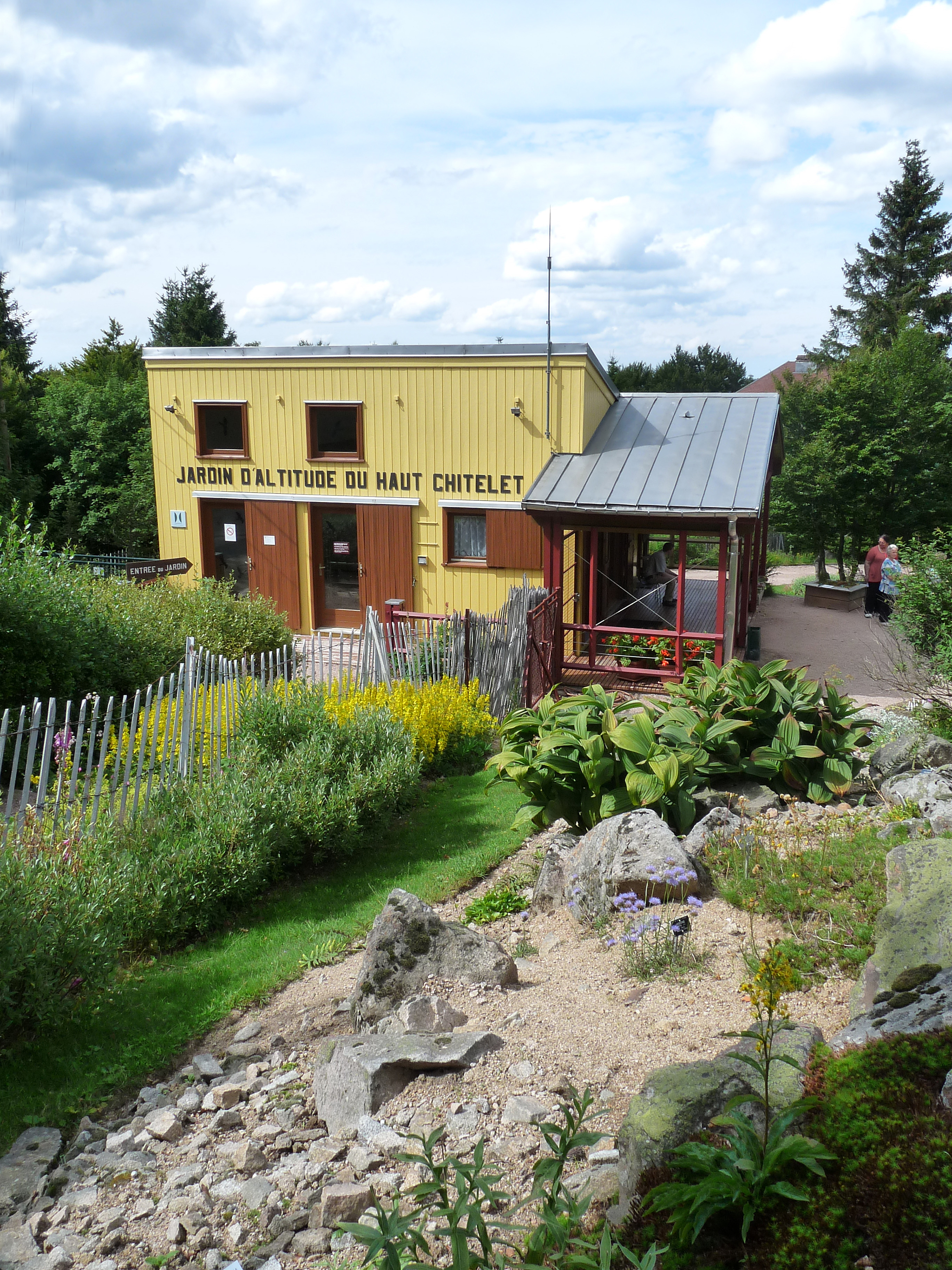 File jardin d 39 altitude du haut chitelet 2 jpg - Jardin d altitude du haut chitelet ...