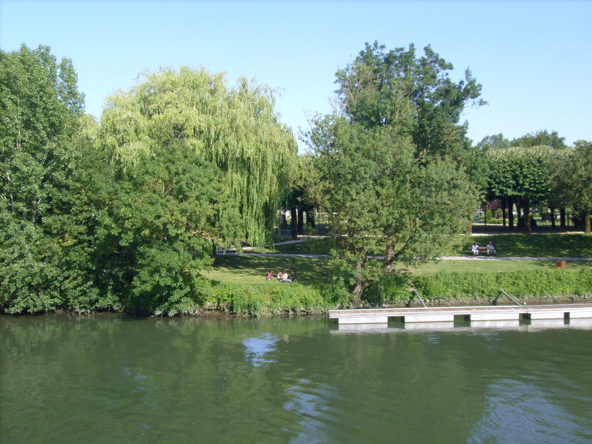 Jardin public fernand chapsal wikiwand for Jardin public