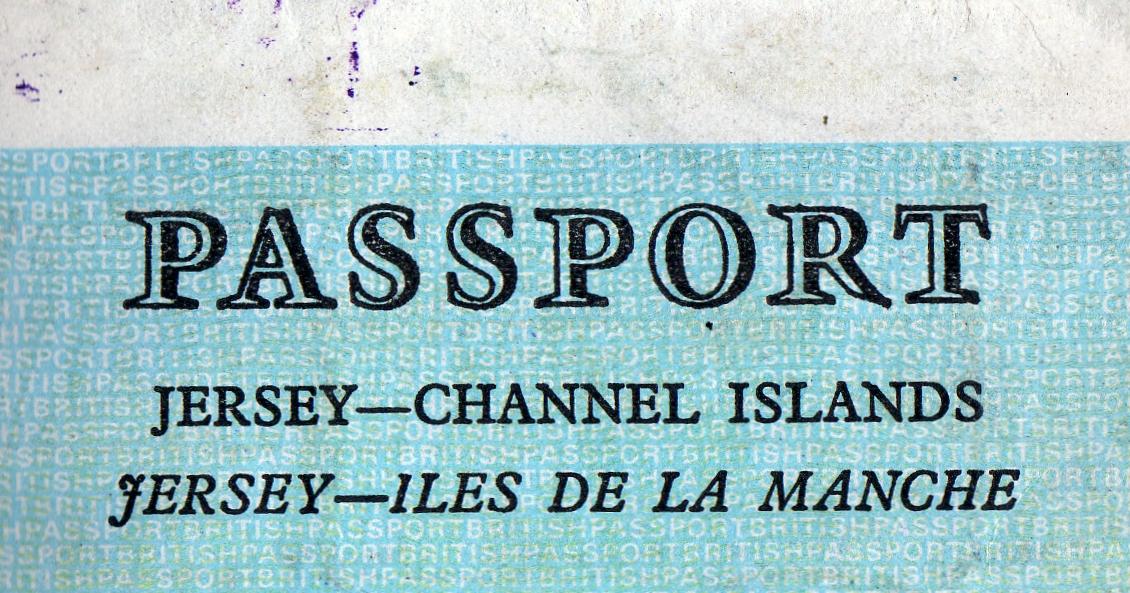 Jersey Channel Islands Language