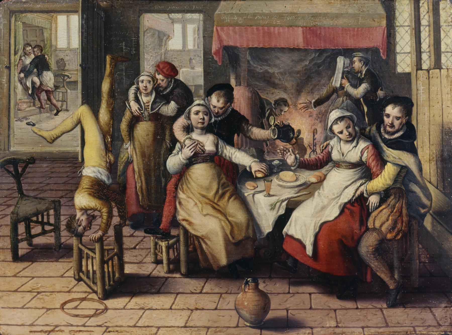 Картинки по запросу medieval picture prostitutes