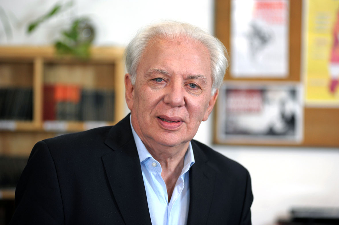 Depiction of Jorge Altamira