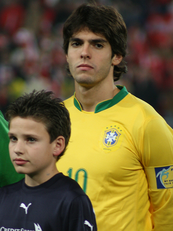 Ricardo Kaka Brazil Football Player