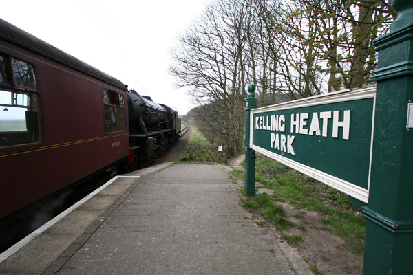 Kelling Heath Halt