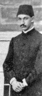 Şehzade Ahmed Kemaleddin Ottoman prince