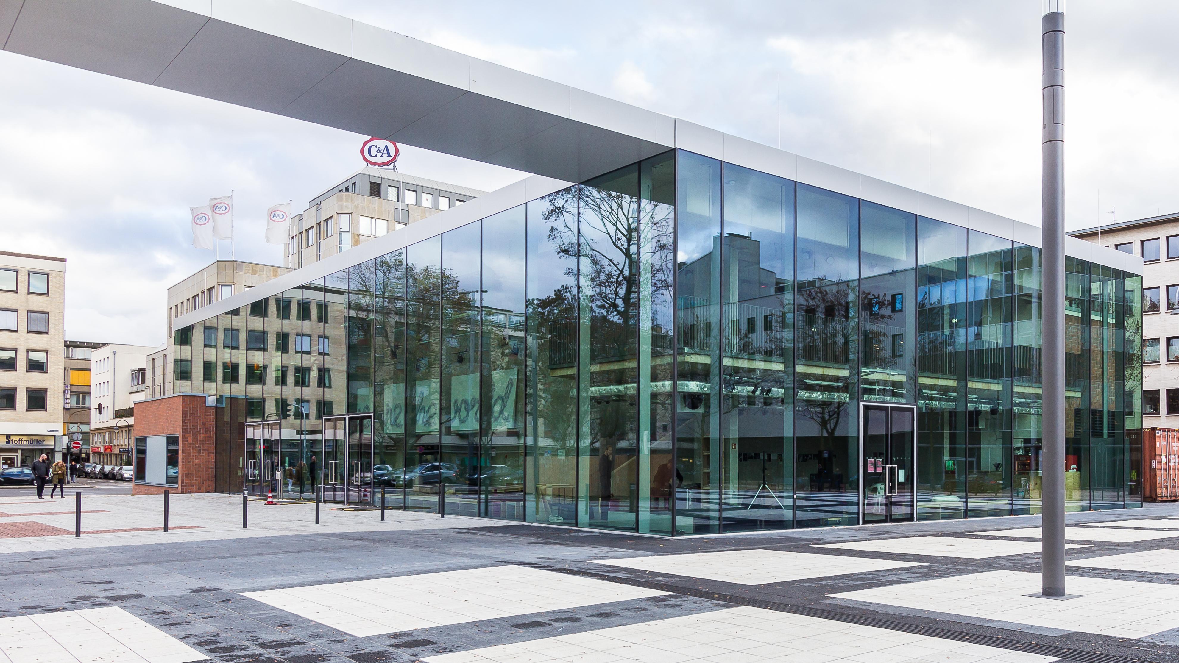 Köln Offenbachplatz