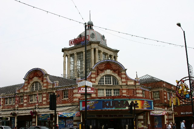 Kursaal Ballrooms - geograph.org.uk - 30246