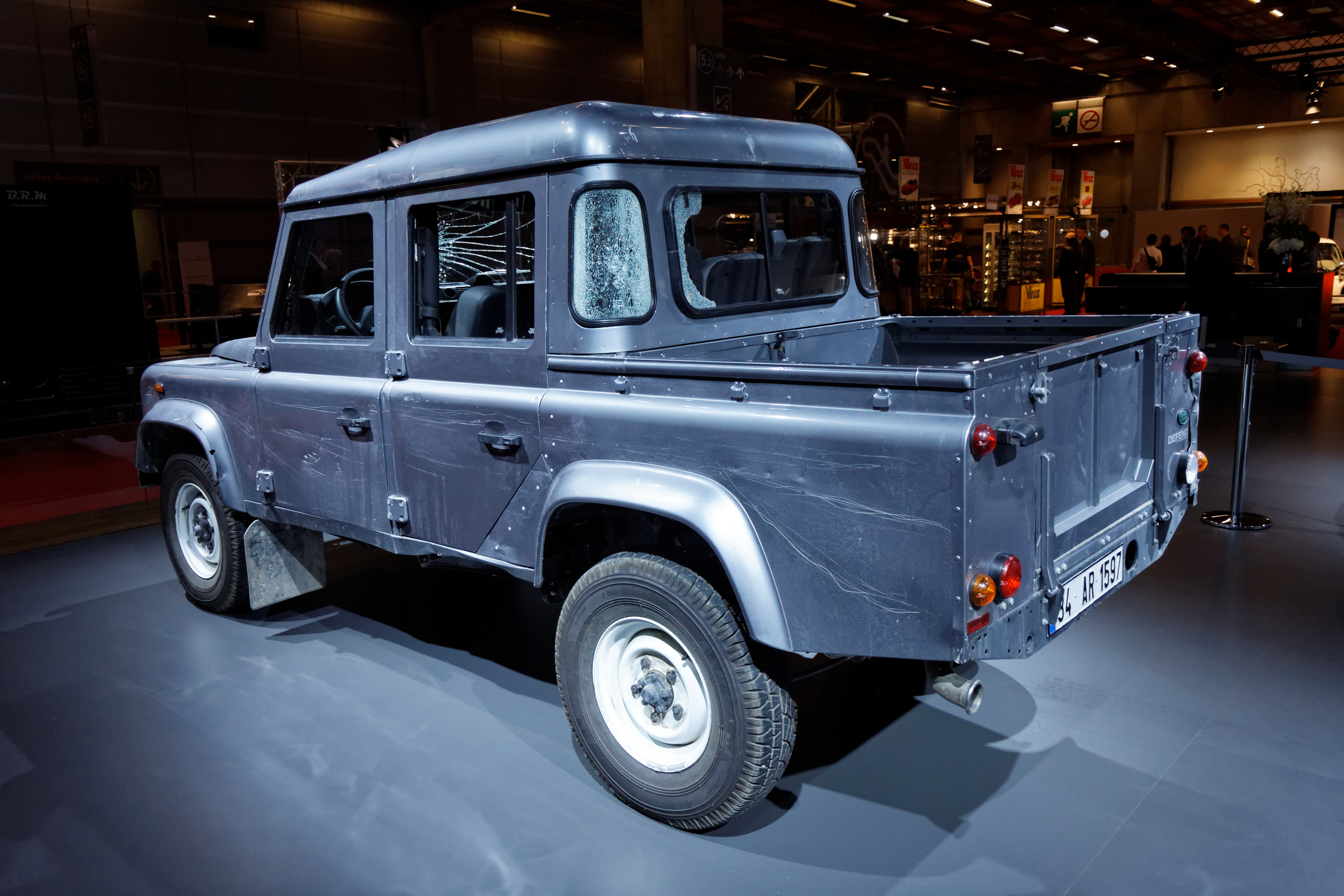 File Land Rover Defender Double Cab Pick Up Skyfall