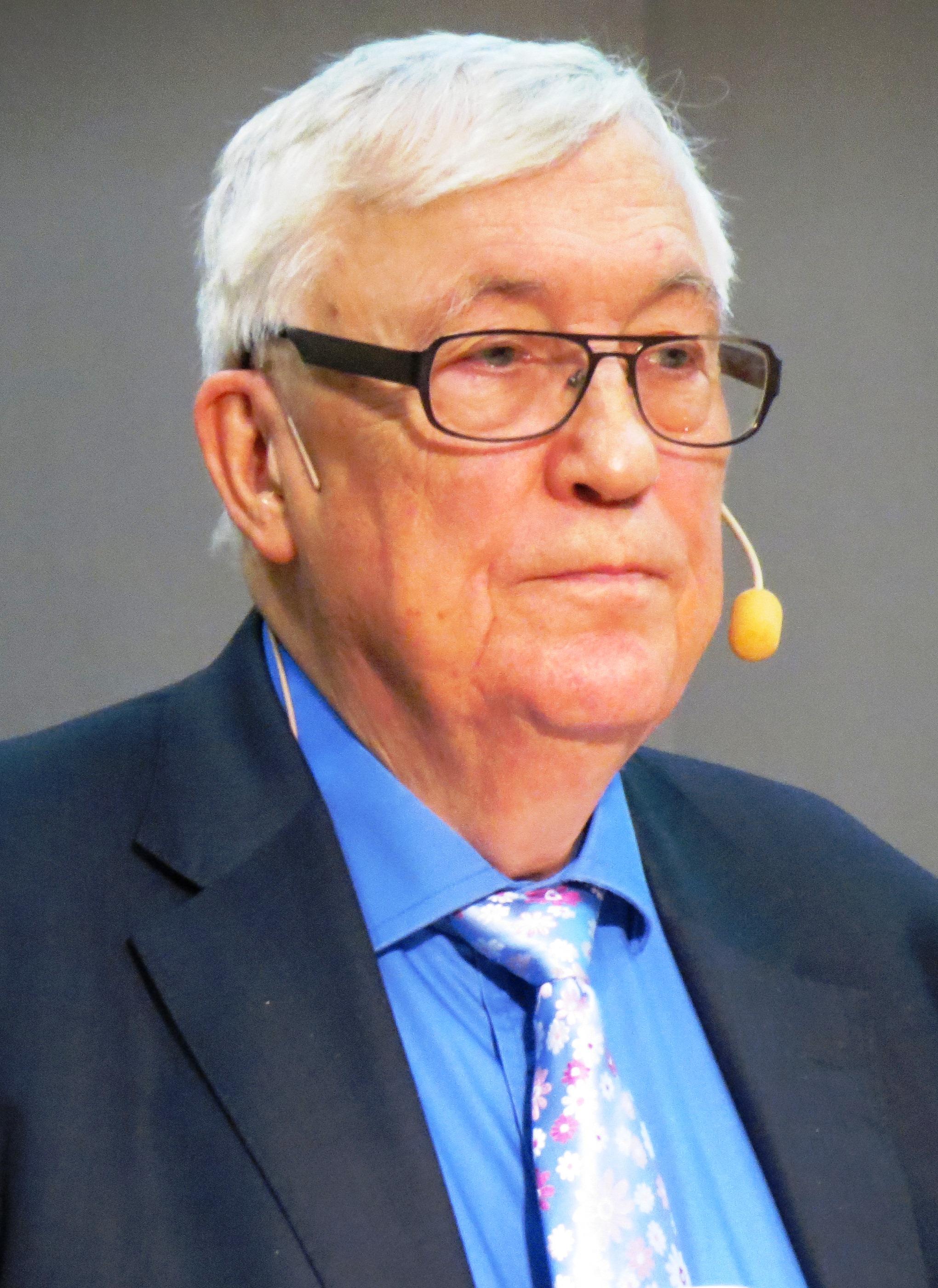 Lennart Bengtsson in 2013.