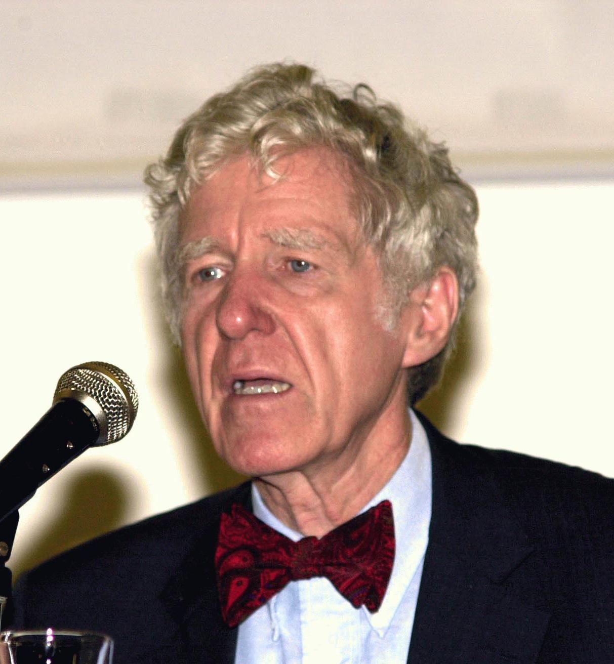 Lester Brown in 2003.