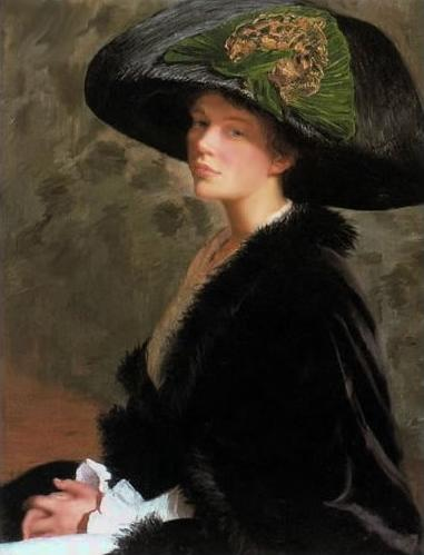 Image of Lilla Cabot Perry from Wikidata