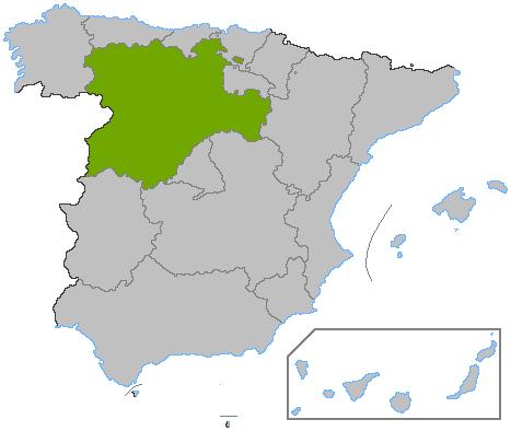 File localizaci n castilla y le wikimedia commons for Comedores castilla y leon