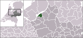 Location of Hierden