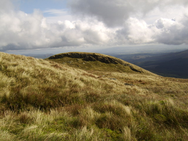 Looking to Beinn Bhan from Ben Lomond - geograph.org.uk - 564029