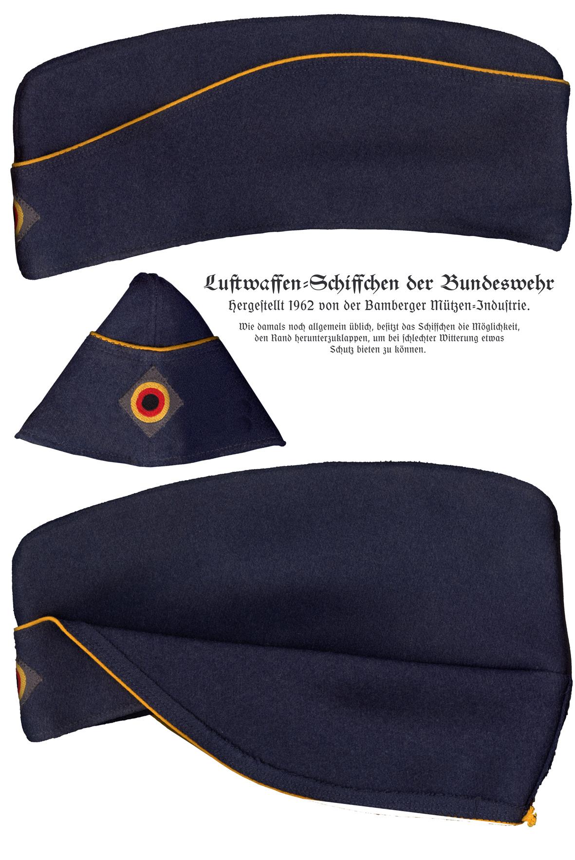 Schiffchen (Uniform) – Wikipedia