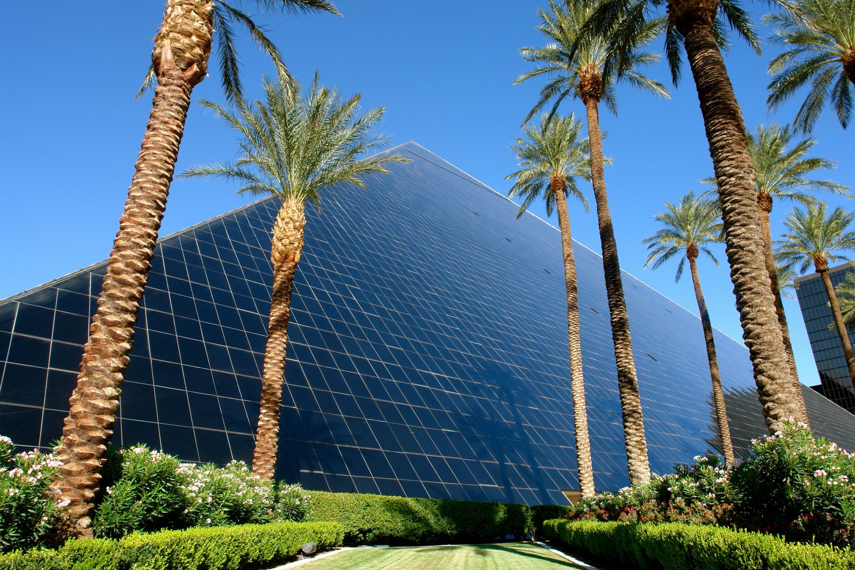 pyramid casino las vegas