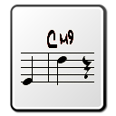 jazz music icon for wikiportal on ca.wikipedia.org