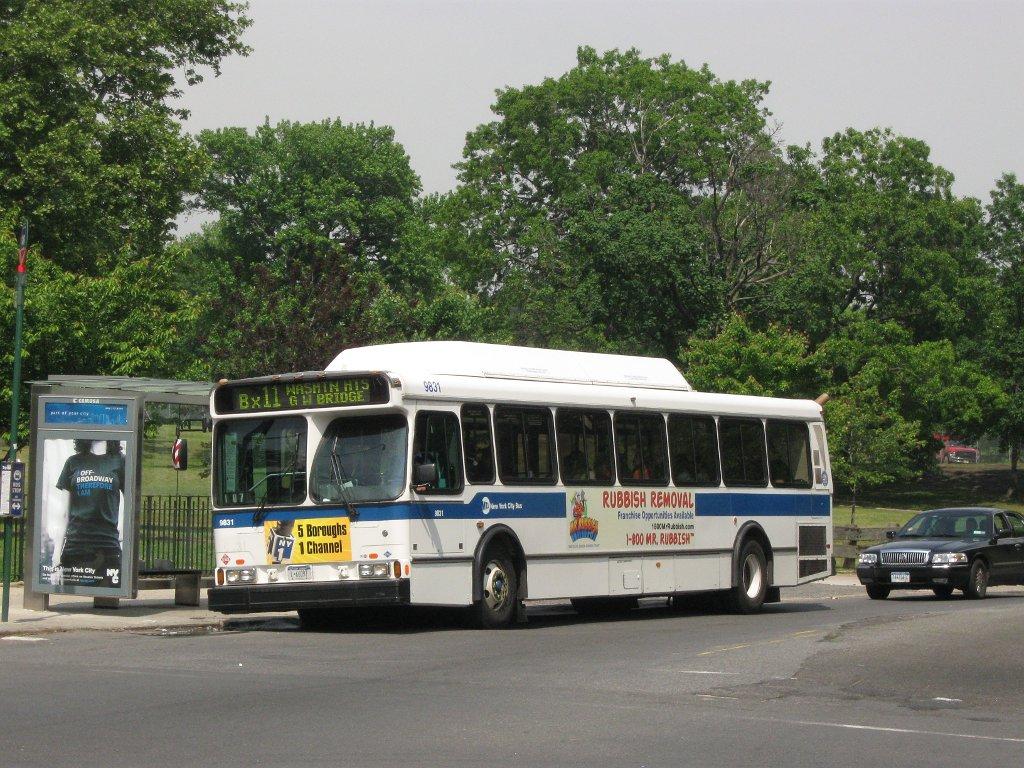 New york city bus update