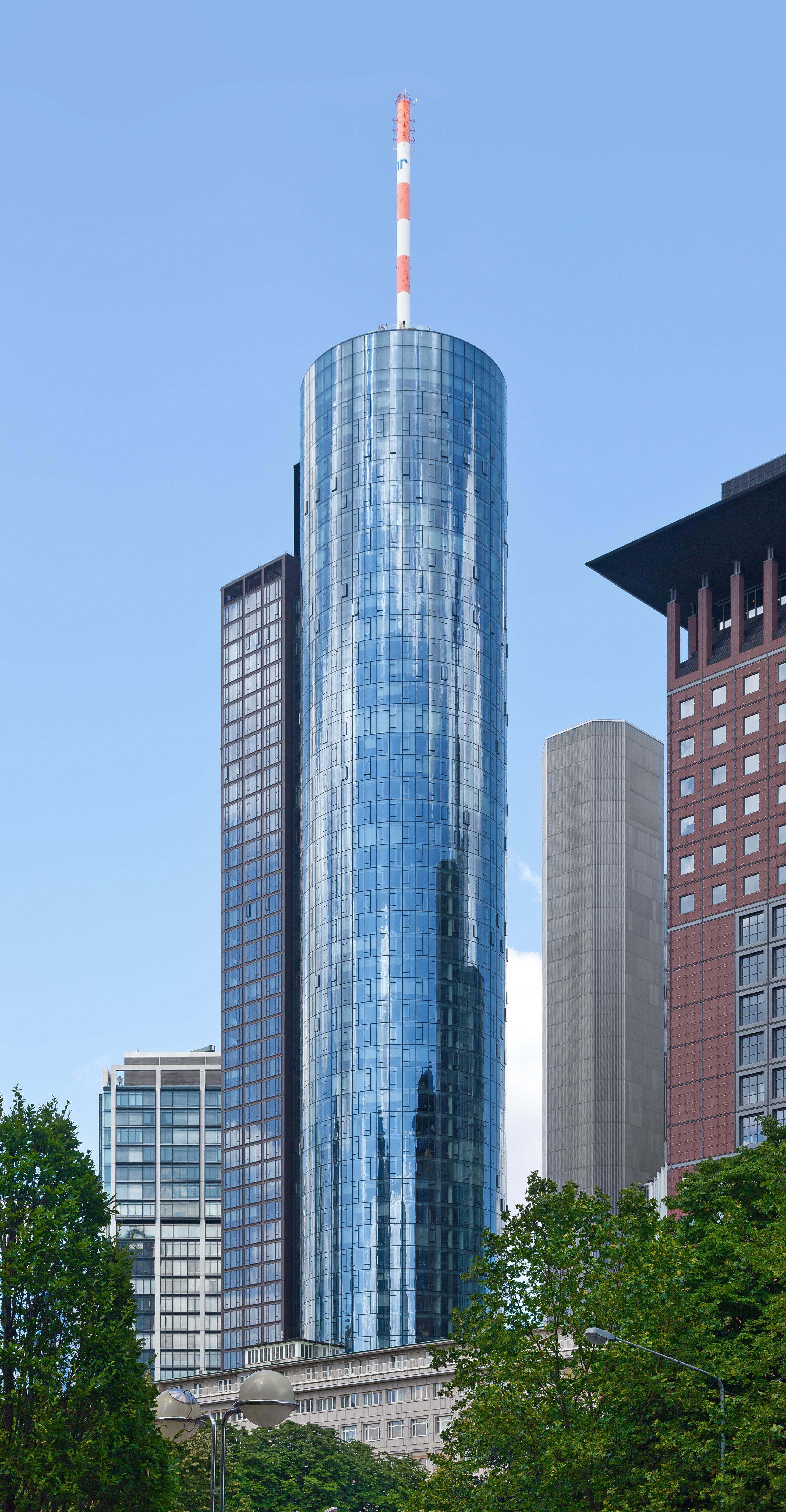 File Maintower Frankfurt Jpg Wikimedia Commons