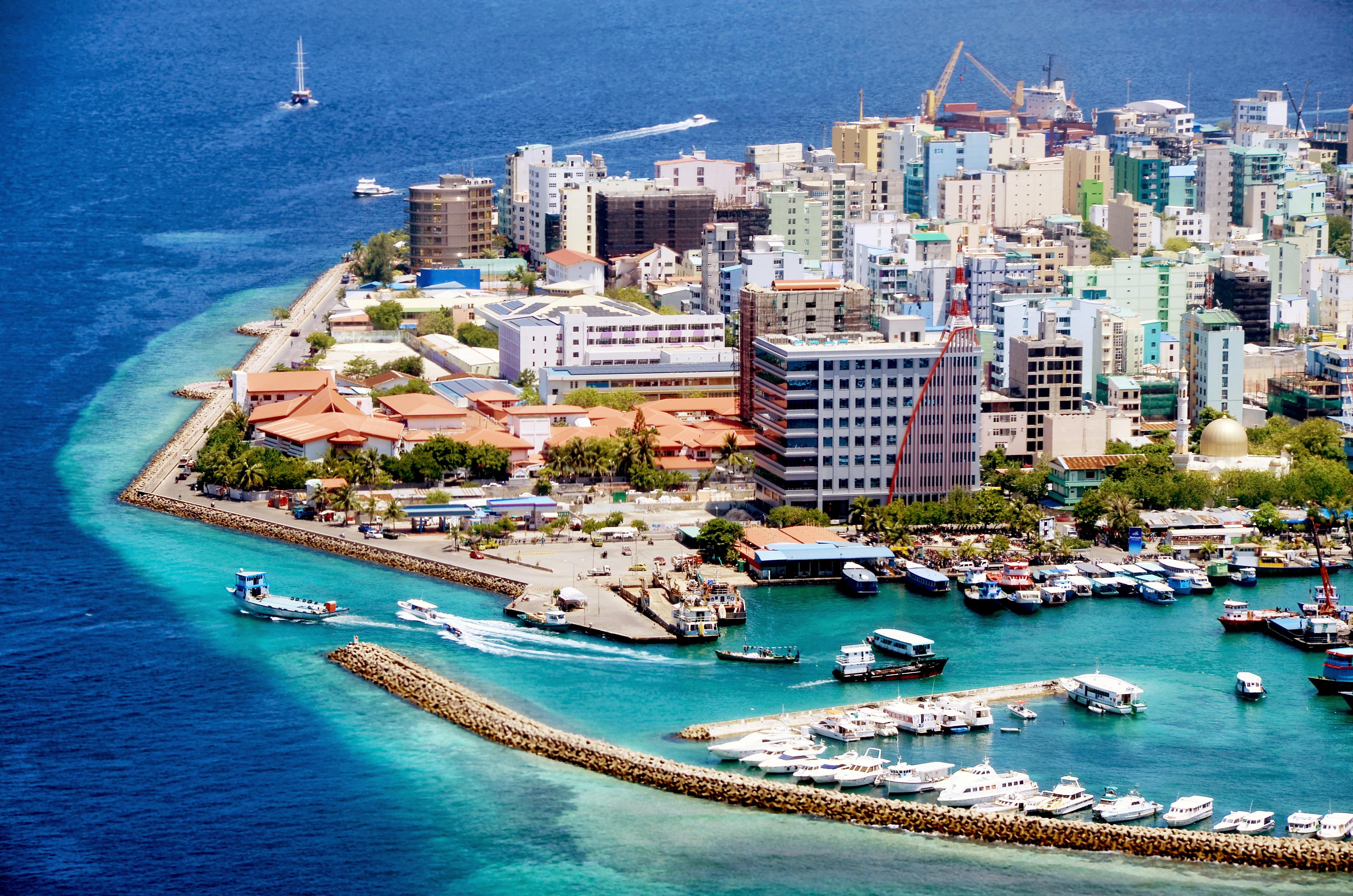 Maldives City Tour
