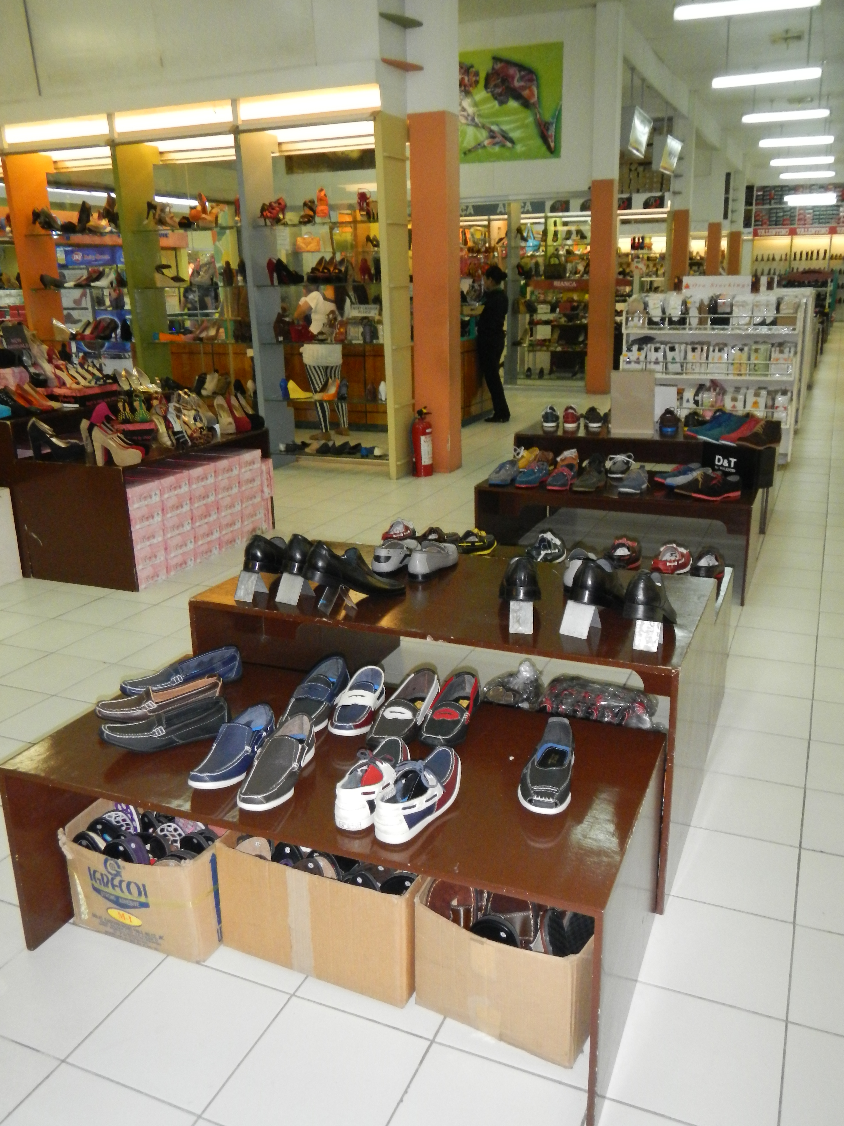 """the filipino shoe industry The marikina shoe industry marikina city is known in the philippines and even also outside the philippines as the philippines' shoe capital and the pioneer of the marikina shoe industry, laureano m guevara or so-called """"kapitan moy"""", as the """"father of the shoe industry"""" in the philippines."""