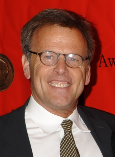 Johnson at the 2009 [[Peabody Awards]]