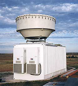 Millimeter cloud radar Weather radar tuned to cloud detection